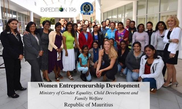 Women Entrepreneurship Development  Republic Of Mauritius - Cassie Del Pecol Facts
