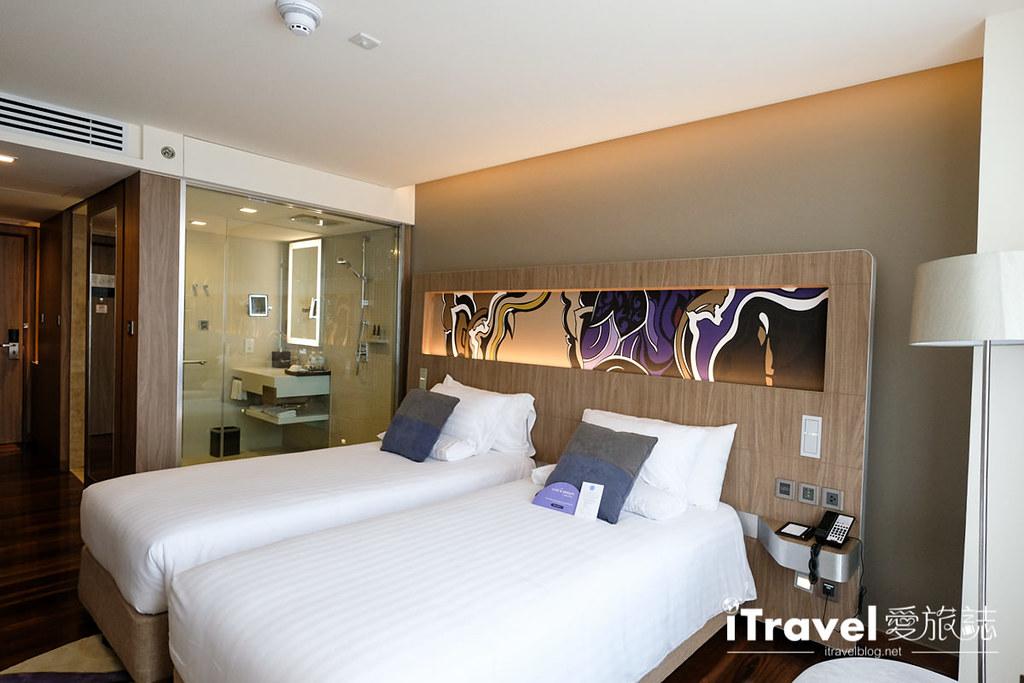 诺富特曼谷素坤逸酒店 Novotel Bangkok Sukhumvit 20 (21)