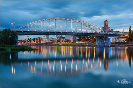 Arnhem stadje aan de Rijn