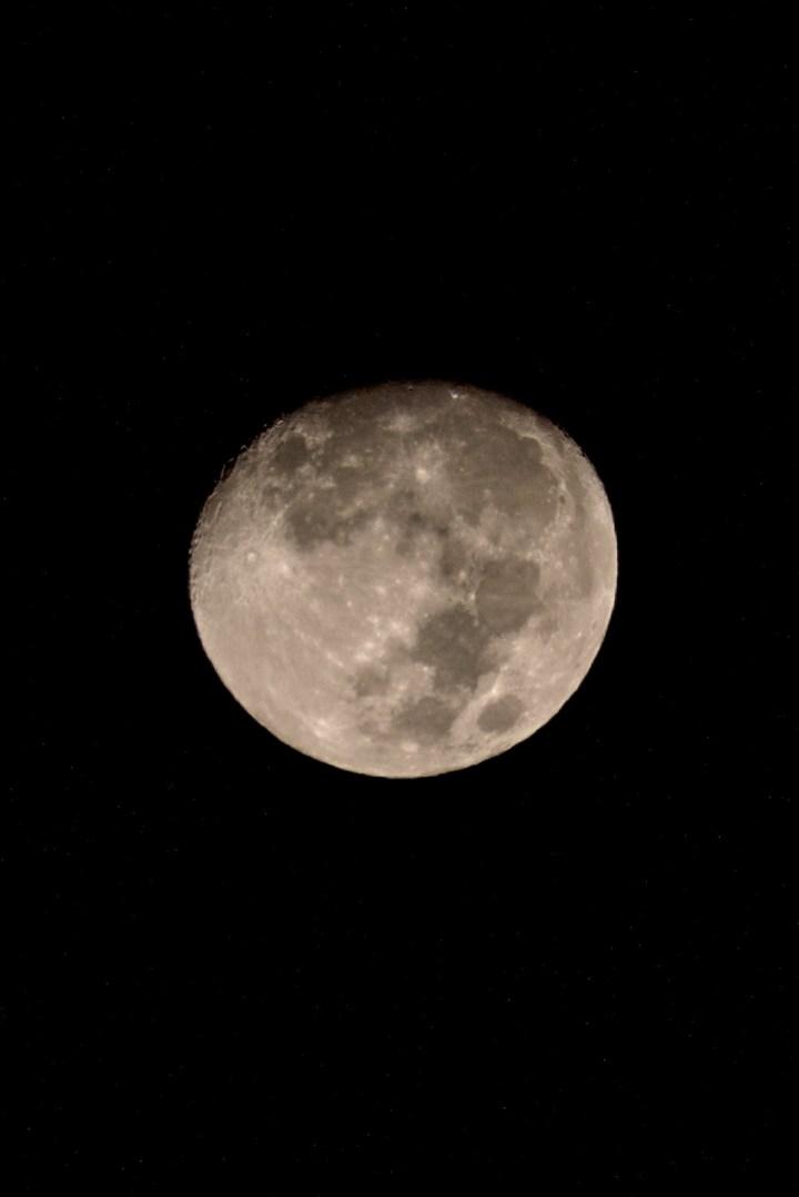 2014/11/4 Moon @Kyoto @Japan