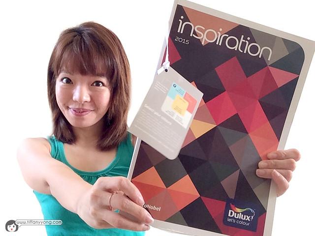 Dulux Inspiration 2015