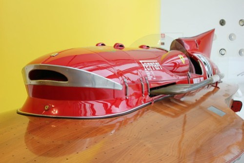 Ferrari Speed Boat
