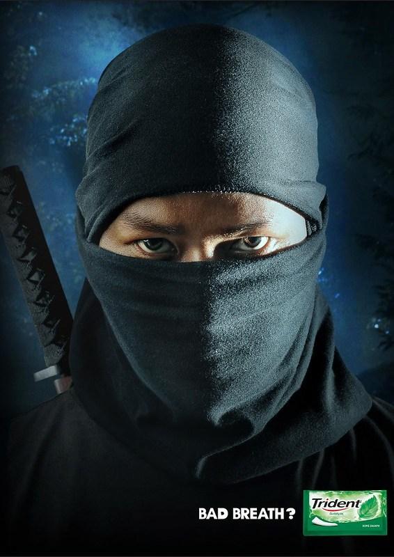 Trident- Masks Ninja