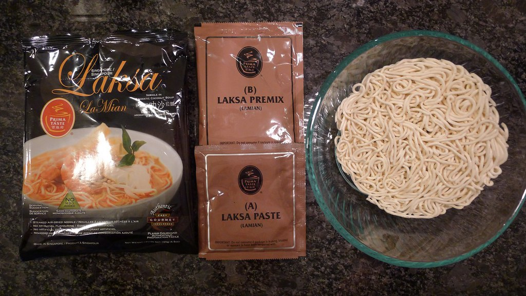 Prima Taste Singapore Laksa Instant Noodles Instanomss nomss