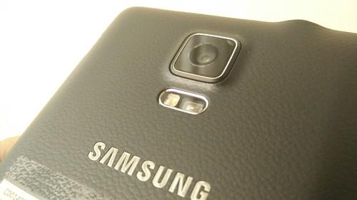 เลนส์กล้อง Galaxy Note 4
