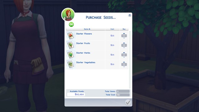 Guide: The Sims 4 Gardening Skill + Plant List (2/6)