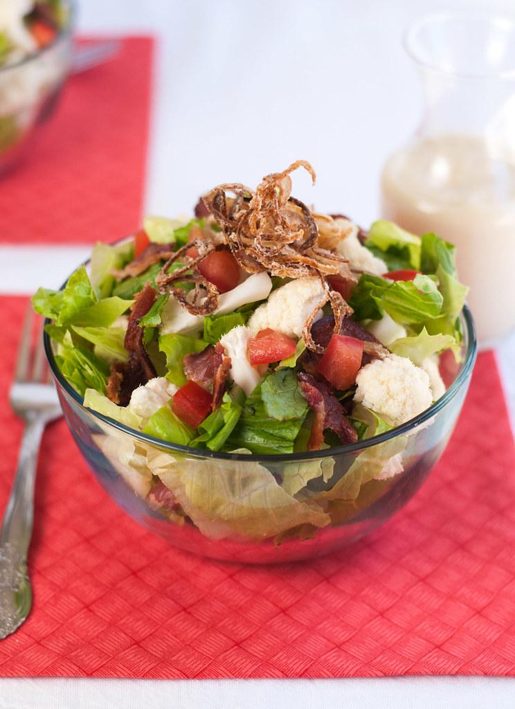 BLT salad 5