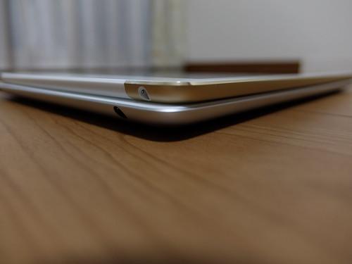 iPad Air2と第4世代iPadの比較2