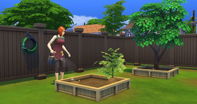 Guide: The Sims 4 Gardening Skill + Plant List (1/6)