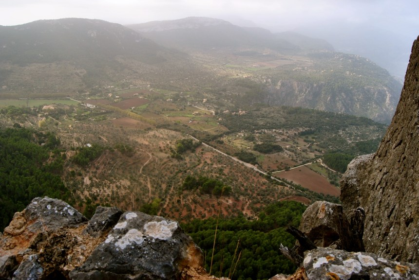 Excursión al Mirador de Ses Puntes ( Valldemossa)