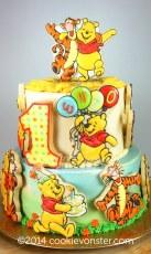 Pooh and Tigger!