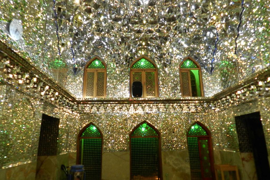 Santuario de Ali Ebn e Hamzeh Shiraz Irán 07