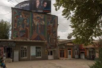 Her en der vindt je in Doesjanbe mozaieken.