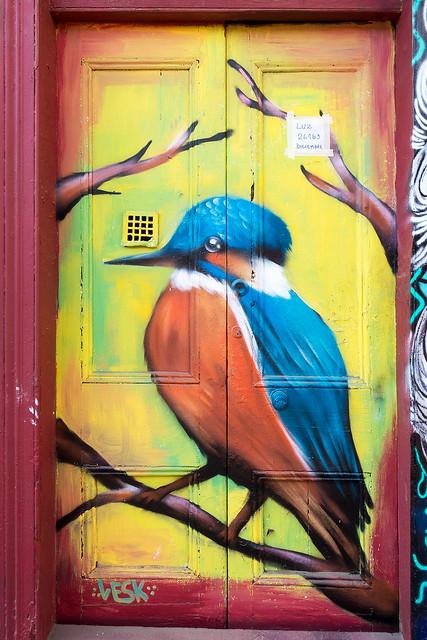 Street Art Valparaiso 13