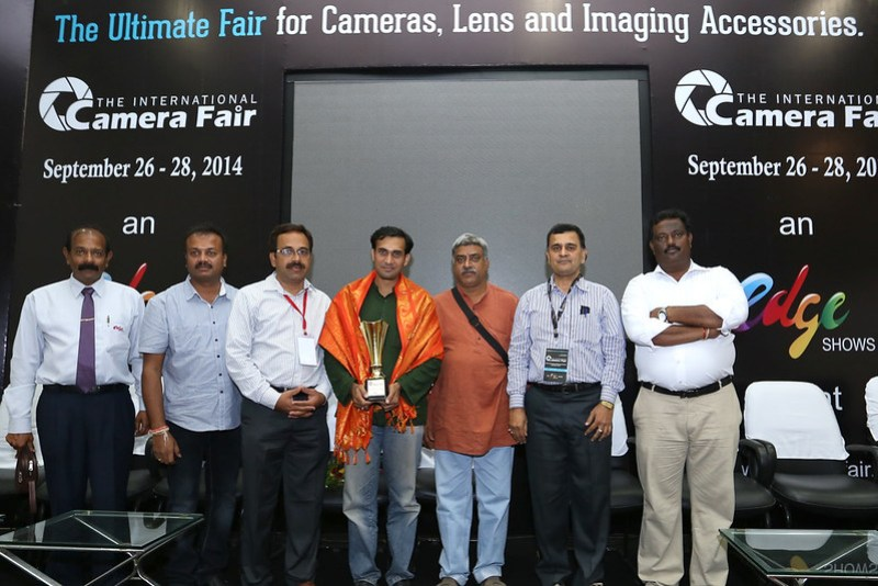 International Camera Fair Chennai 2014