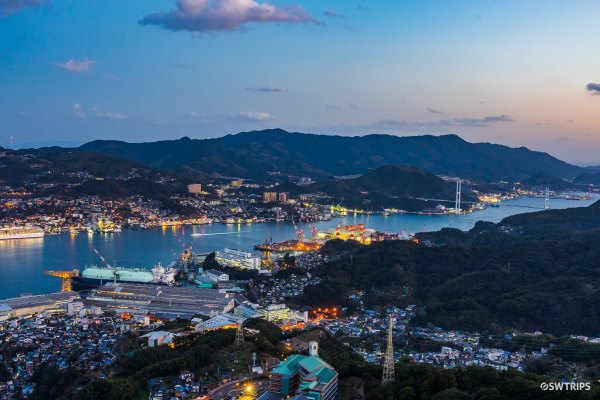 Nagasaki Twilight - Nagasaki, Japan.jpg