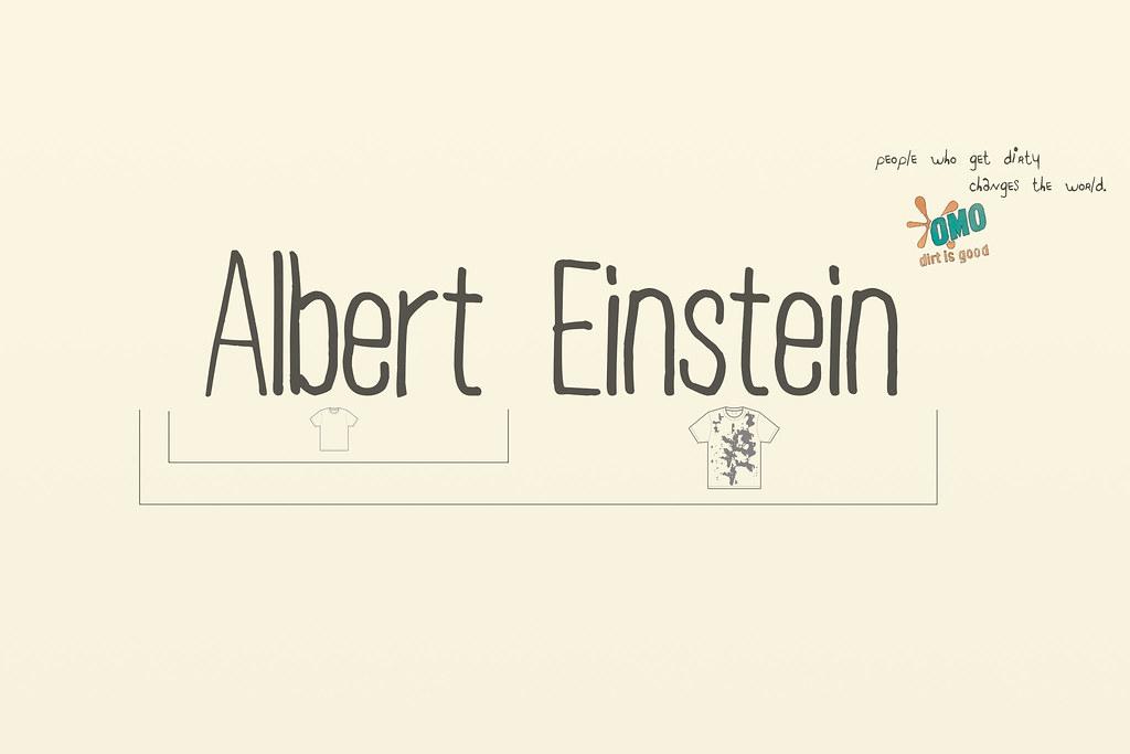 Unilever OMO - Einstein