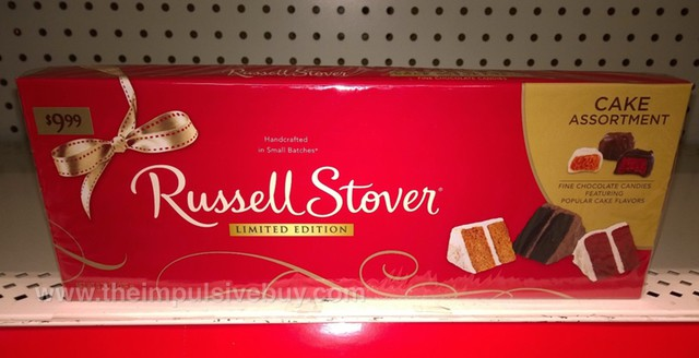 Russell Stover Limited Edition Cake Assortment