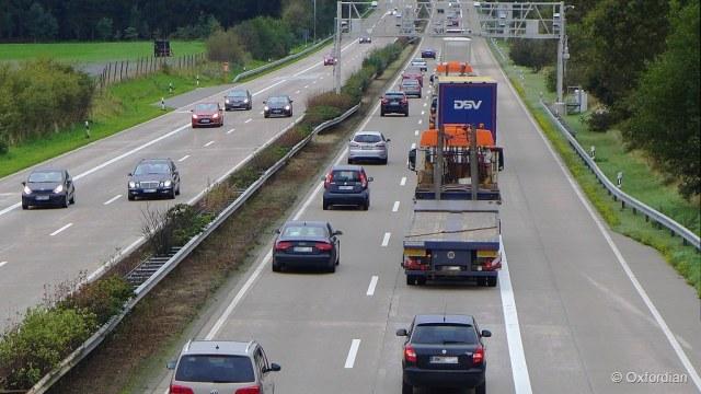 Autobahn A7 - Motorway