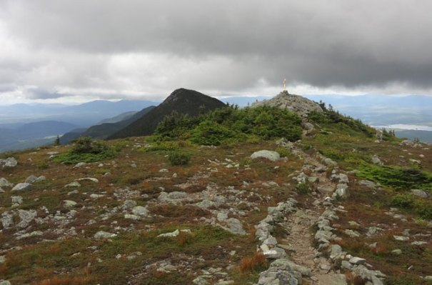 Avery Peak Approach