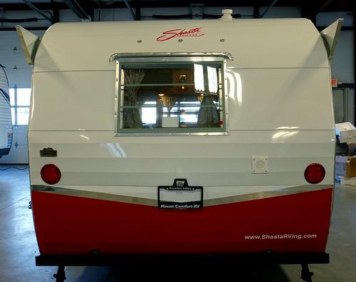 2015 Shasta Airflyte 1961 Reissue