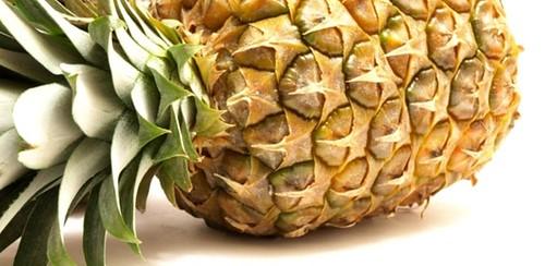 Abacaxi na saúde