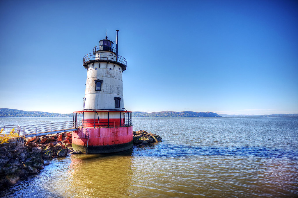 Kingsland Point Light, Kingsland Point Park, NY.