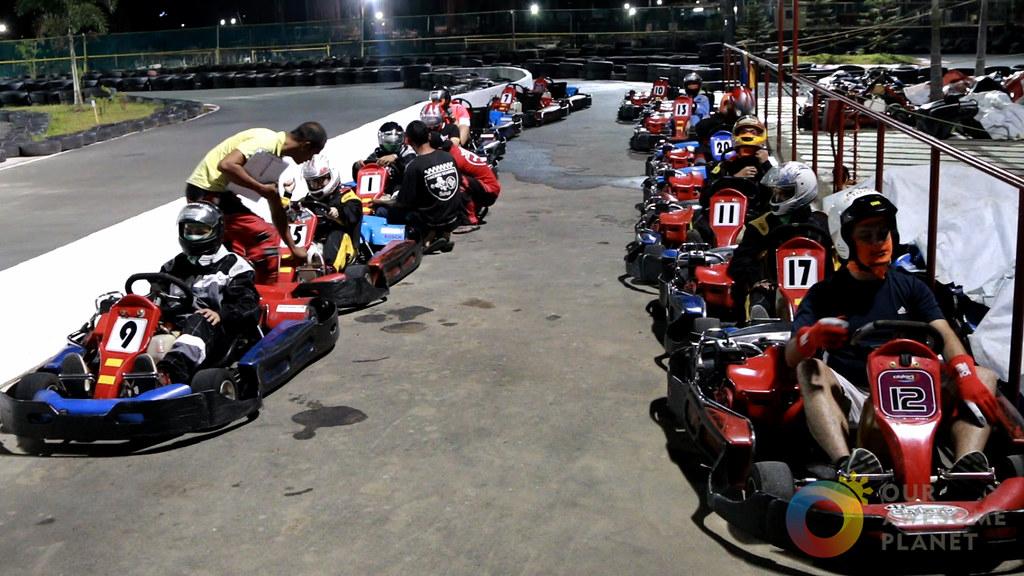 City Kart Racing