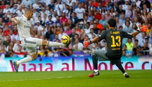 El derbi fue para el Real Madrid