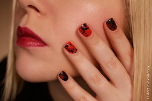 13 Dior Rouge 977 Pied de Poule swatches