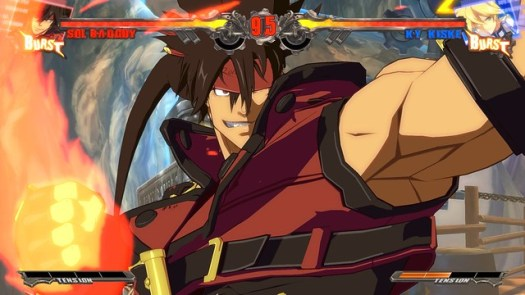 Guilty Gear Xrd -SIGN- on PS4 and PS3