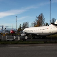 Norwegian LN-KKJ, LN-KKL, LN-KKX + LN-KHB, OSL ENGM Gardermoen