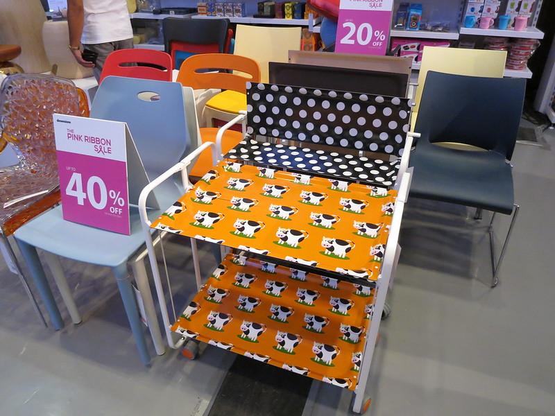retro folding carts