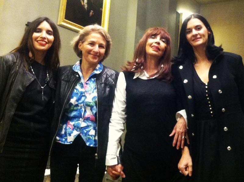 Rencontre GirlPower 3.0 avec Laurence Parisot à l'Hôtel de l'Industrie