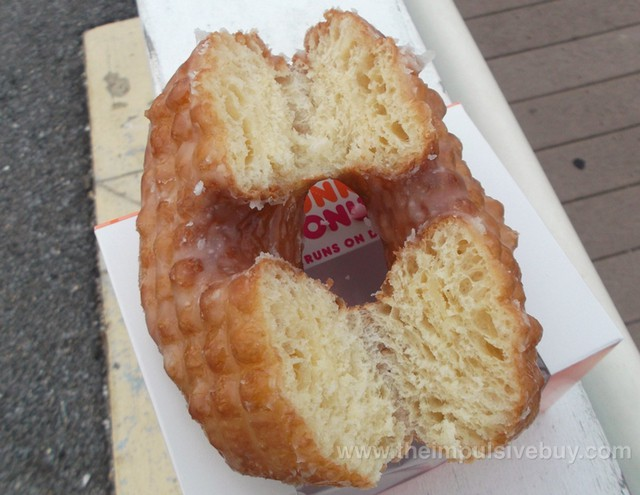 Dunkin' Donuts Croissant Donut 3