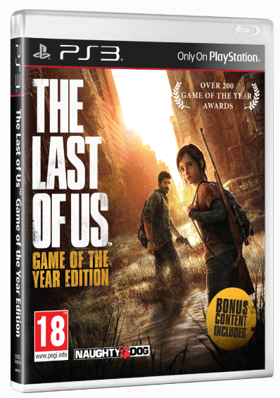 The Last of Us Game of the Year Edition Announced 1