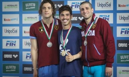 Assoluti 2017 UnipolSai, Matteo Restivo: il Record Italiano non l'avevo immaginato