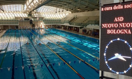 Corsia Master, 18° Trofeo Nuovo Nuoto: a Bologna la prima rassegna Nazionale AICS