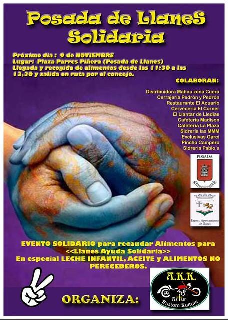 Posada de Llanes Solidaria