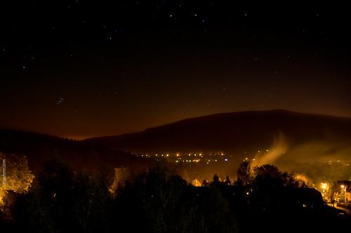 Die Ruhe der Nacht genießen