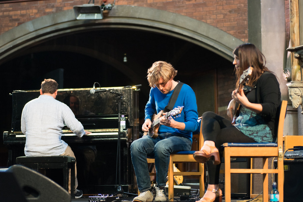 Daylight Music 25th October - Lydian Collective