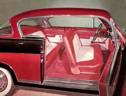 Fiat 1900 Granluce interni