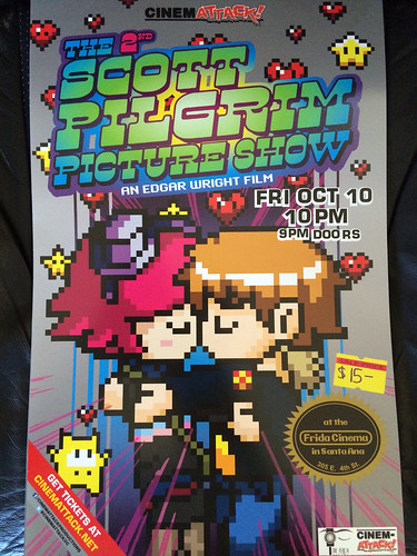 The 2nd Scott Pilgrim Picture Show!