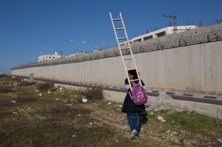 Palestina - Escalera Escolar - By4pkkyIIAAhchV