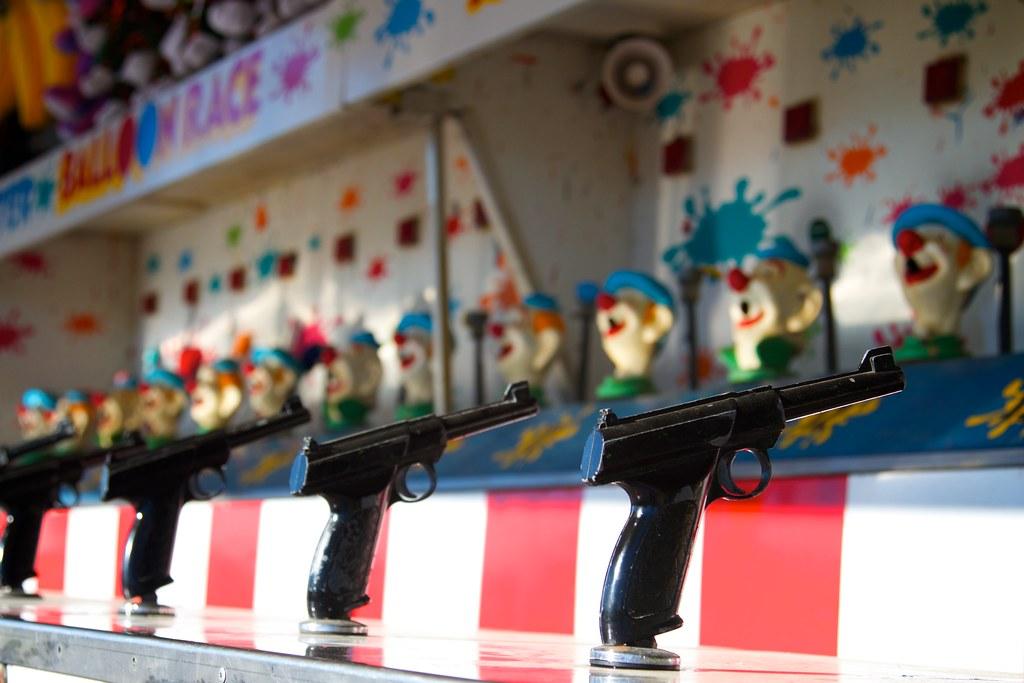 Guns and Clowns