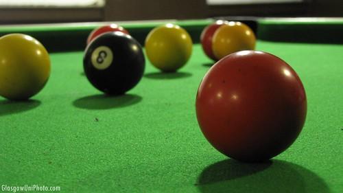 Billiards Ban