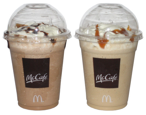 Review Mcdonald S Frappe Mocha Caramel The Impulsive Buy