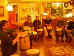 drumming Jan 2