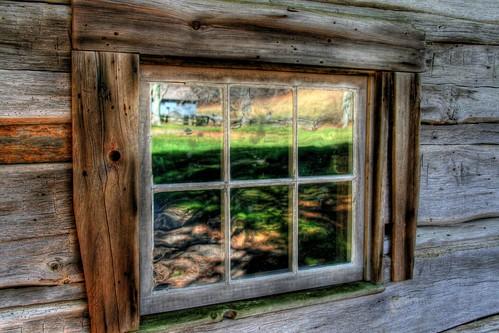 The Cabin Window