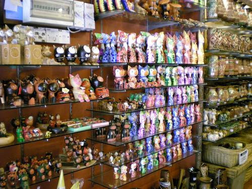Souvenir shop Kuching
